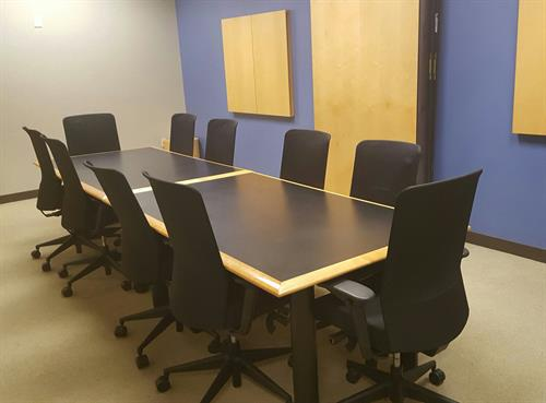 First Class Conference Room Facilities