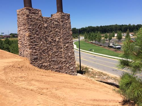 Cabela's Sign Grade Work - Acworth, GA