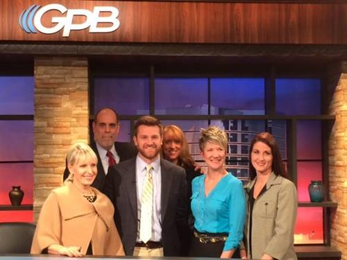 Interview with Bobbie Battista on Georgia Public Broadcasting