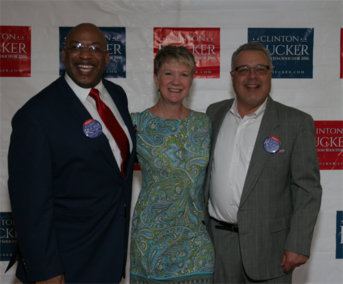 Clint Rucker for Fulton County Solicitor General