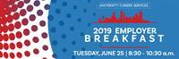 University Career Services 2019 Employer Breakfast