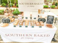 Southern Baked Pie Booth at Alpharetta Farmers Market