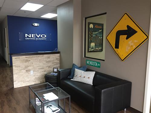 NEVO Driving Academy Headquarters