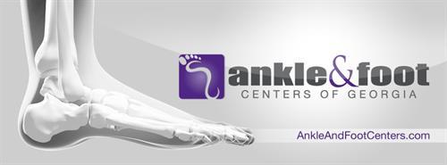 Logo w/ Foot