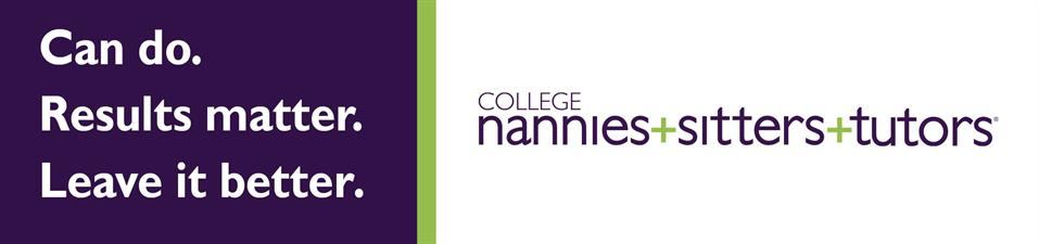 College Nannies Sitters and Tutors