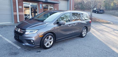 2018 Honda Odyssey EX-L, 43,000 miles
