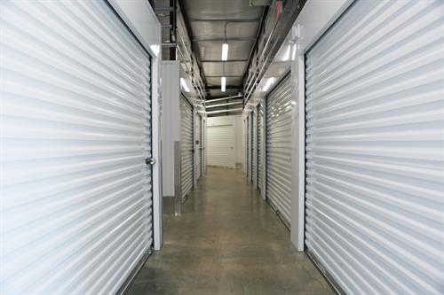 New, Clean Indoor Climate Controlled Storage Units