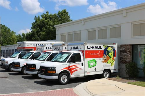 Trusted U-Haul Partner. Rent your U-Haul Truck with Us!