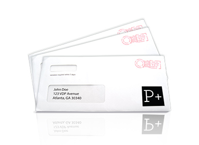 Direct Mail letters and Postcards