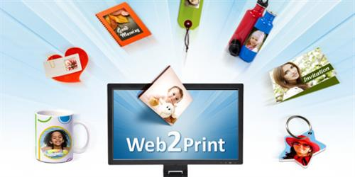 Upload and Print via the Web