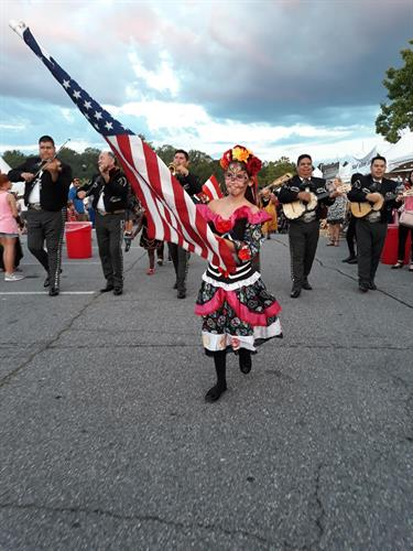 ICSAtlanta families take part in multicultural events throughout the year.