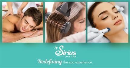 Sirius Day Spa, Roswell Corners