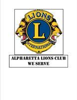 Alpharetta Lions Club