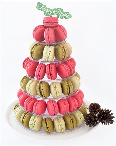 Event Macaron Towers