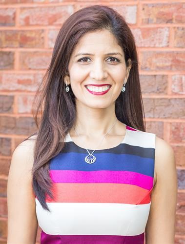 Dr Suvidha Sachdeva - Dentist Roswell GA - Sunshine Smiles Dentistry
