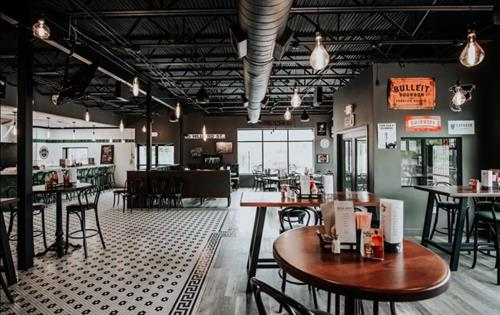 Bar Lighting, HVAC, Alarm, Surveillance, Distributed Video, and Distributed Audio Automation