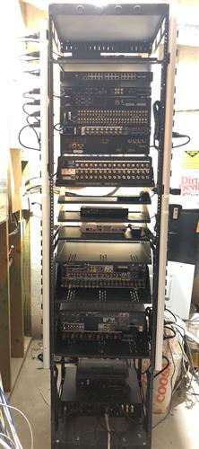 Automation Rack Residential