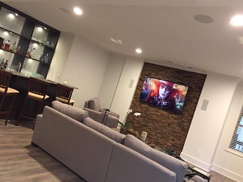 TV Installation and Surround Audio