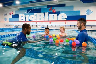 Big Blue Swim School Johns Creek