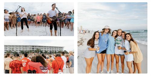 BigStuf Student Camps - Panama City Beach