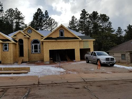 New Home Builds
