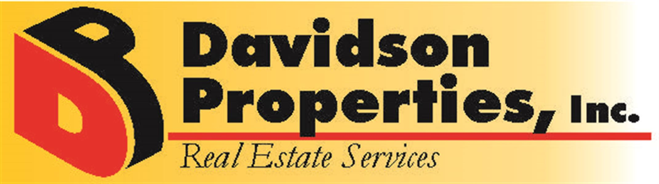 Davidson Properties, Inc.