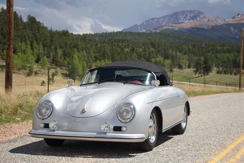Our 57' Company Speedster!