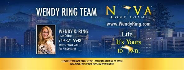 Wendy Ring - NOVA Home Loans