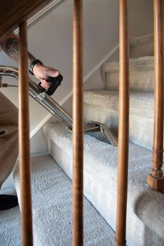 Carpet Stair Cleaning