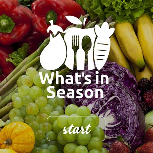 An app that lets you find fresh produce anywhere in the country