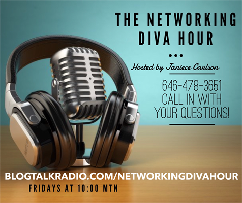 The Networking Diva Hour Radio Show
