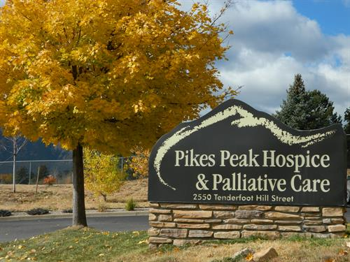 We are the oldest, largest and only nonprofit, community-based hospice serving the Pikes Peak region.