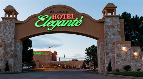 Welcome to Hotel Elegante