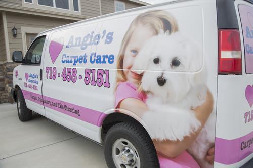 Angie's Van