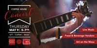 Free Coffee House Concert at Gold Hill Mesa