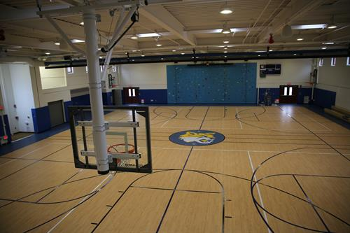 Whitby School Newly Renovated Athletics Center