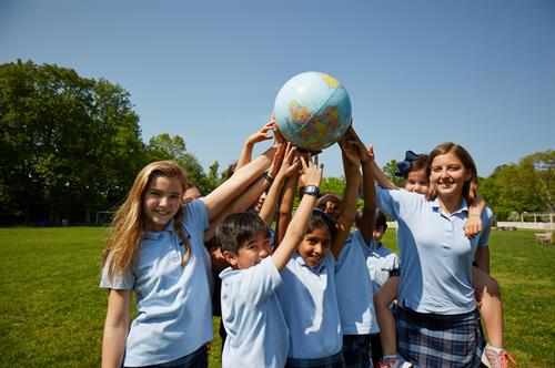 Whitby School's community hails from 40 countries, speaking more than 15 languages