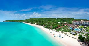 Antigua - Sandals Resort