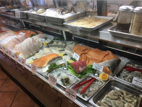 Fresh Seafood/ Take &Bake