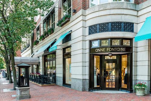 Anne Fontaine Boston