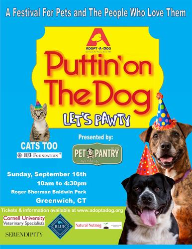 Puttin' On The Dog Show September 16, 2018