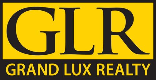 Grand Lux Realty logo, Armonk office.