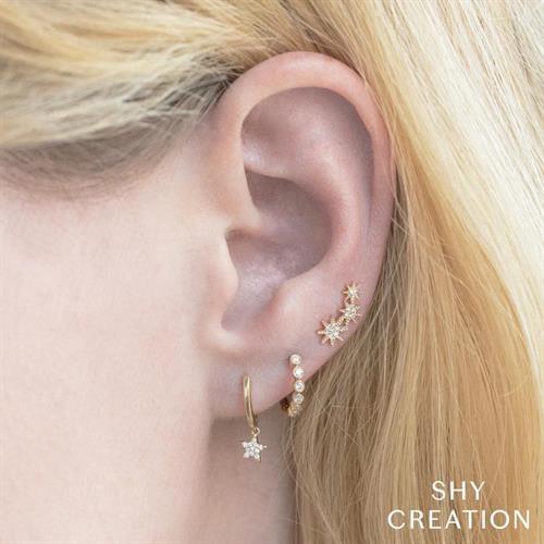 Shy Earrings