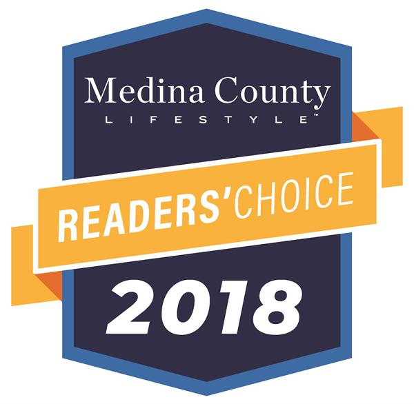 Medina County Lifestyle Magazine Readers' Choice Winner - Best Insurance Agency 2018!