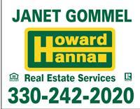 Janet Gommel / Howard Hanna