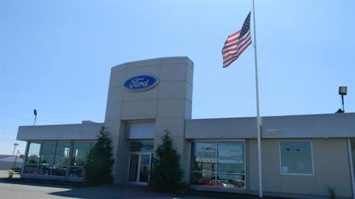 Empire Ford, part of the Empire Auto Group