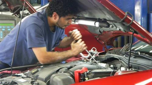 Our service technicians are receive continuous factory-authorized trainging