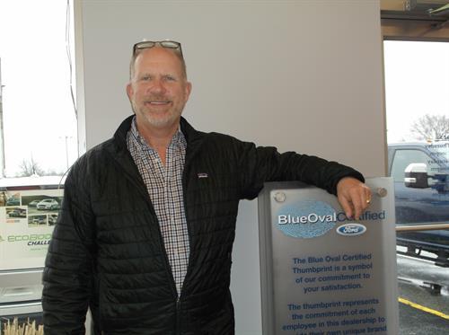 Rick Torres, Dealer Principal of Empire Auto Group