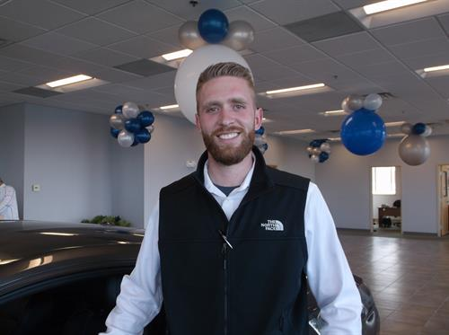 Tyler Torres, Empire Ford GM