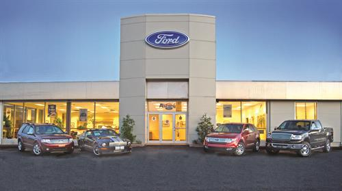 Empire Ford of New Bedford, formerly Ashley Ford